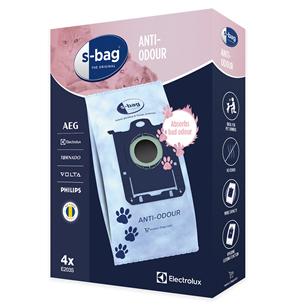 Putekļu maisiņi S-bag Anti-Odour, Electrolux / 4 gab.