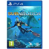 Spēle priekš PlayStation 4, Subnautica