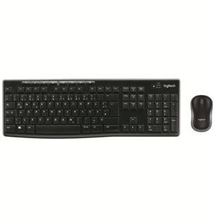Bezvadu klaviatūra MK270, Logitech / ENG