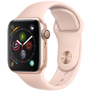 Viedpulkstenis Apple Watch Series 4 / GPS / 40 mm