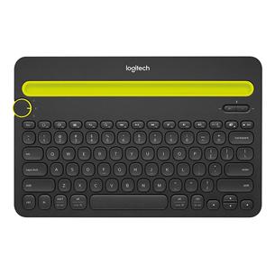 Bezvadu klaviatūra K480, Logitech / RUS