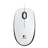 Оптическая мышь M100, Logitech / белая