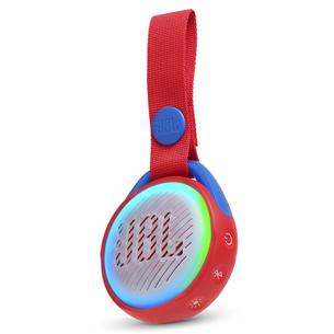 Portable speaker JBL JR POP for kids JBLJRPOPRED