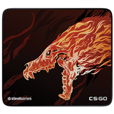 Peles paliktnis QCK+ LIMITED CS:GO HOWL EDITION, SteelSeries