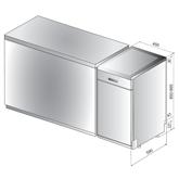 Dishwasher Whirlpool (10 place settings)
