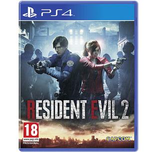 Игра для PS4 Resident Evil 2 5055060946220