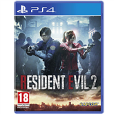 Spēle priekš PlayStation 4 Resident Evil 2