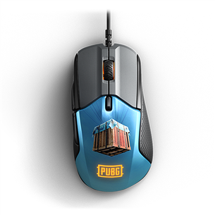 Optiskā pele Rival 310 PUBG Edition, SteelSeries