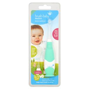 Electric toothbrush BabySonic Brush-Baby 0-3 yrs BABYSONIC