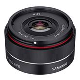 AF 35mm F2.8 FE lens for Sony, Samyang