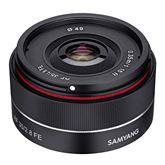 Объектив AF 35mm F2.8 FE для Sony, Samyang