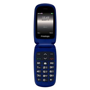 Mobilais telefons GRACE B1, Prestigio / Dual SIM