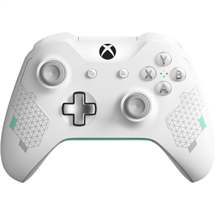 Bezvadu kontrolieris Xbox One Sports White, Microsoft