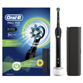 Elektriskā zobu birste Oral-B Pro 750, Braun