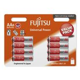 Baterijas AA Alkaline Universal Power, Fujitsu / 8 gab