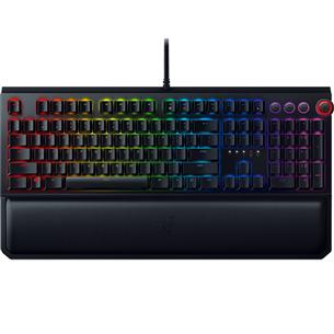 Klaviatūra BlackWidow Elite (Orange Switch), Razer / ENG