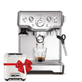 Espresso kafijas automāts the Infuser, Sage