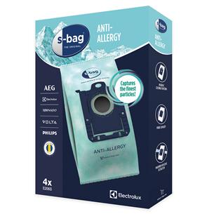 Пылесборники S-bag® Anti-Allergy, Electrolux / 4 шт
