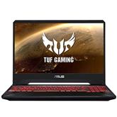 Portatīvais dators TUF Gaming FX505DY, Asus