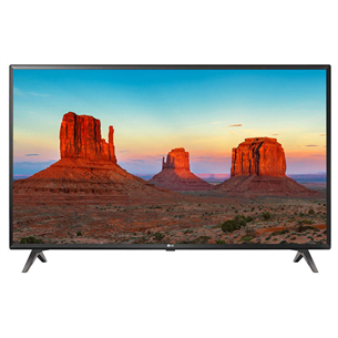 55 Ultra HD 4K LED LCD televizors, LG