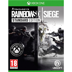 Xbox One game Tom Clancys Rainbow Six: Siege