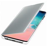 Apvalks Clear View Cover priekš Galaxy S10+, Samsung