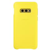 Ādas apvalks priekš Galaxy S10e, Samsung