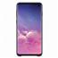 Ādas apvalks priekš Galaxy S10, Samsung