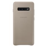 Ādas apvalks priekš Galaxy S10+, Samsung