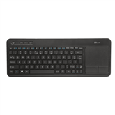 Bezvadu klaviatūra Veza, Trust