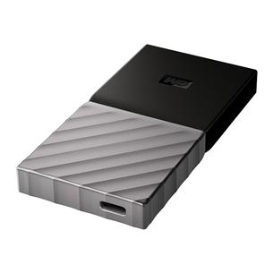Внешний SSD накопитель My Passport SSD, Western Digital / 256GB