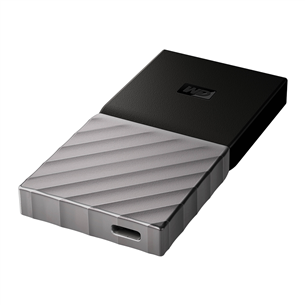 External SSD drive My Passport SSD, Western Digital / 512GB