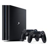 Spēļu konsole PlayStation 4 Pro, Sony / 1TB + 2 spēļu kontrolieri DualShock 4