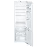 Iebūvējams ledusskapis, Liebherr / augstums: 178 cm