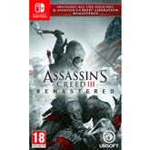 Spēle priekš Nintendo Switch, Assassins Creed III + Liberation Remastered