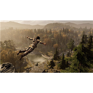 Switch game Assassin's Creed III + Liberation Remastered
