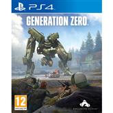 Spēle priekš PlayStation 4, Generation Zero