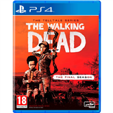 Spēle priekš PlayStation 4, The Walking Dead: The Final Season