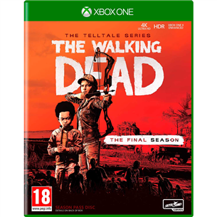 Spēle priekš Xbox One, The Walking Dead: The Final Season