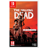 Spēle priekš Nintendo Switch, The Walking Dead: The Final Season