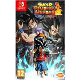 Spēle priekš Nintendo Switch, Super DragonBall Heroes World Mission