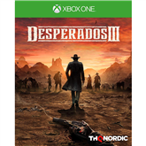 Spēle priekš Xbox One, Desperados III