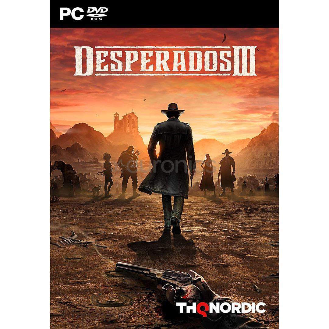 Pc Game Desperados Iii 9120080073235