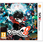 Spēle priekš 3DS, Persona Q2: New Cinema Labyrinth