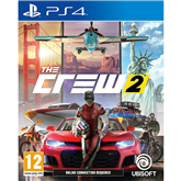 Игра для PlayStation 4, The Crew 2