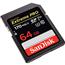 Atmiņas karte Extreme PRO SDXC, SanDisk / 64Gb