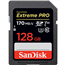 Atmiņas karte Extreme PRO SDXC, SanDisk / 128GB
