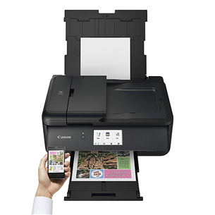 Multifunctional inkjet color printer PIXMA TS9550, Canon