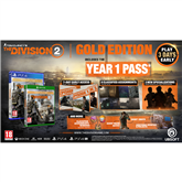 Spēle priekš Xbox One, Tom Clancys: The Division 2 Gold Edition