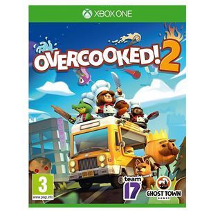 Xbox One game Overcooked 2